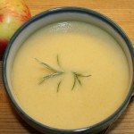Apple Curry Soup