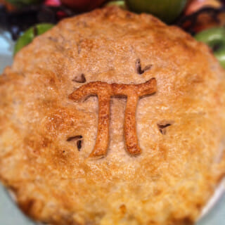 Celebrating Pi Day with Pie
