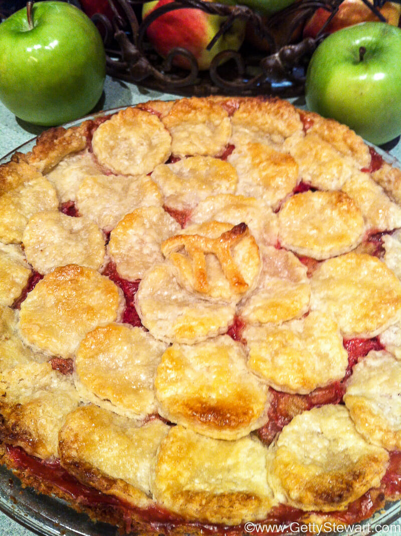 pie with pi circles