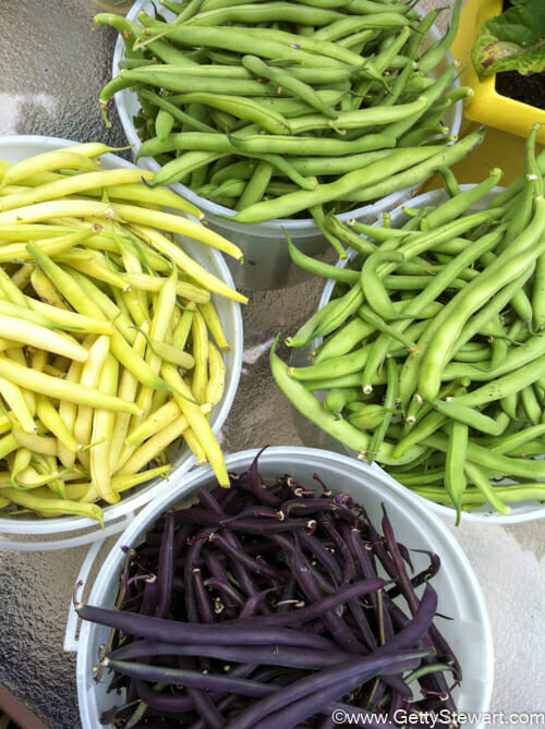 How To Freeze Green Beans Correctly Getty Stewart