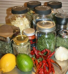 Homemade Seasoning Blends – For You or for Gifts
