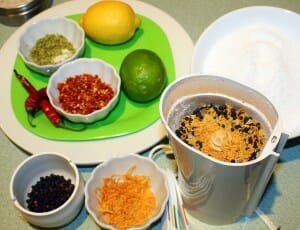 Finishing Salt – Making Your Own Flavoured Salts
