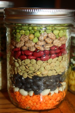 Easiest way to make soup mix in a jar getty stewart