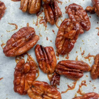 Candied and Spiced Nuts – Three Flavors