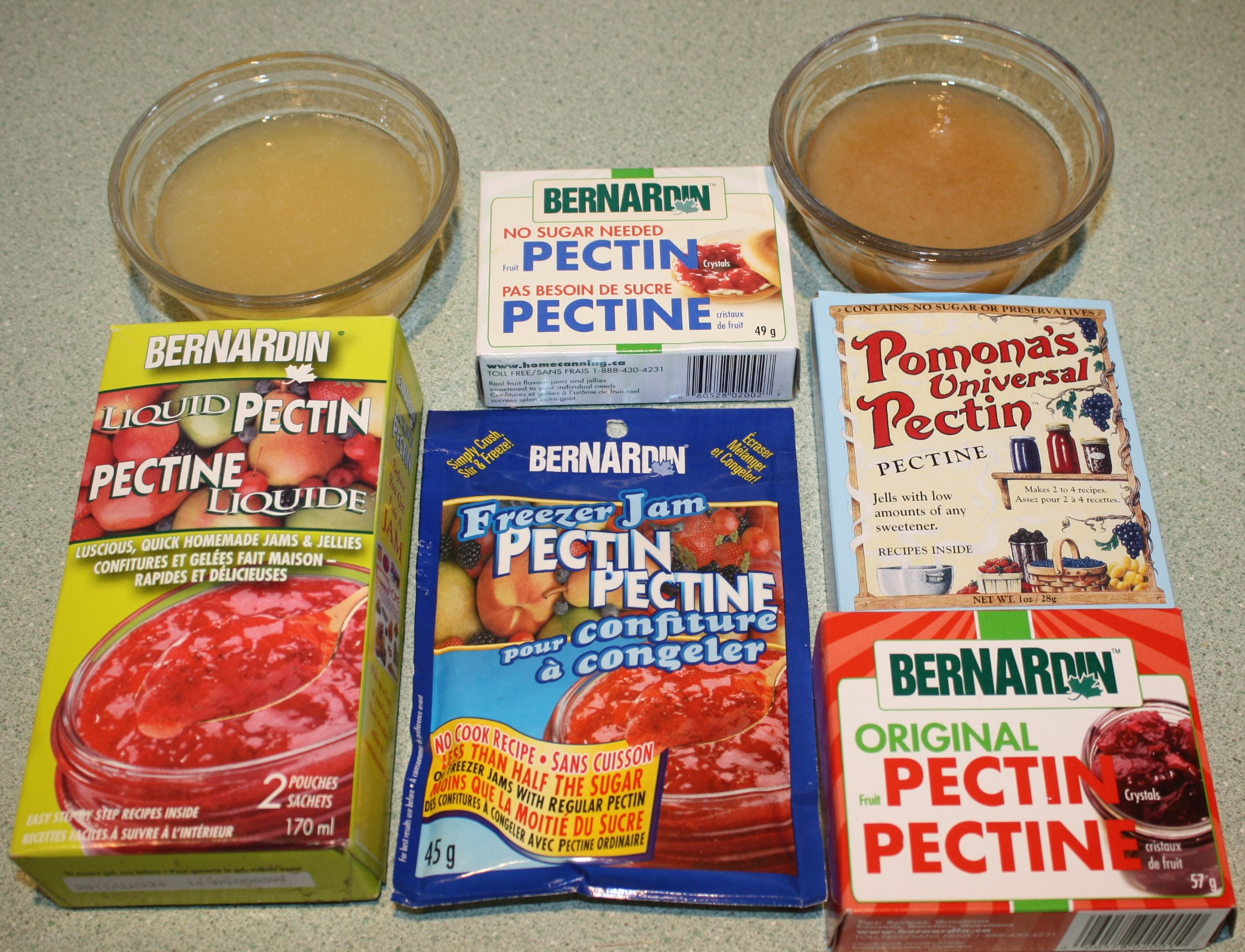 What Is A Good Substitute For Liquid Pectin Getty Stewart