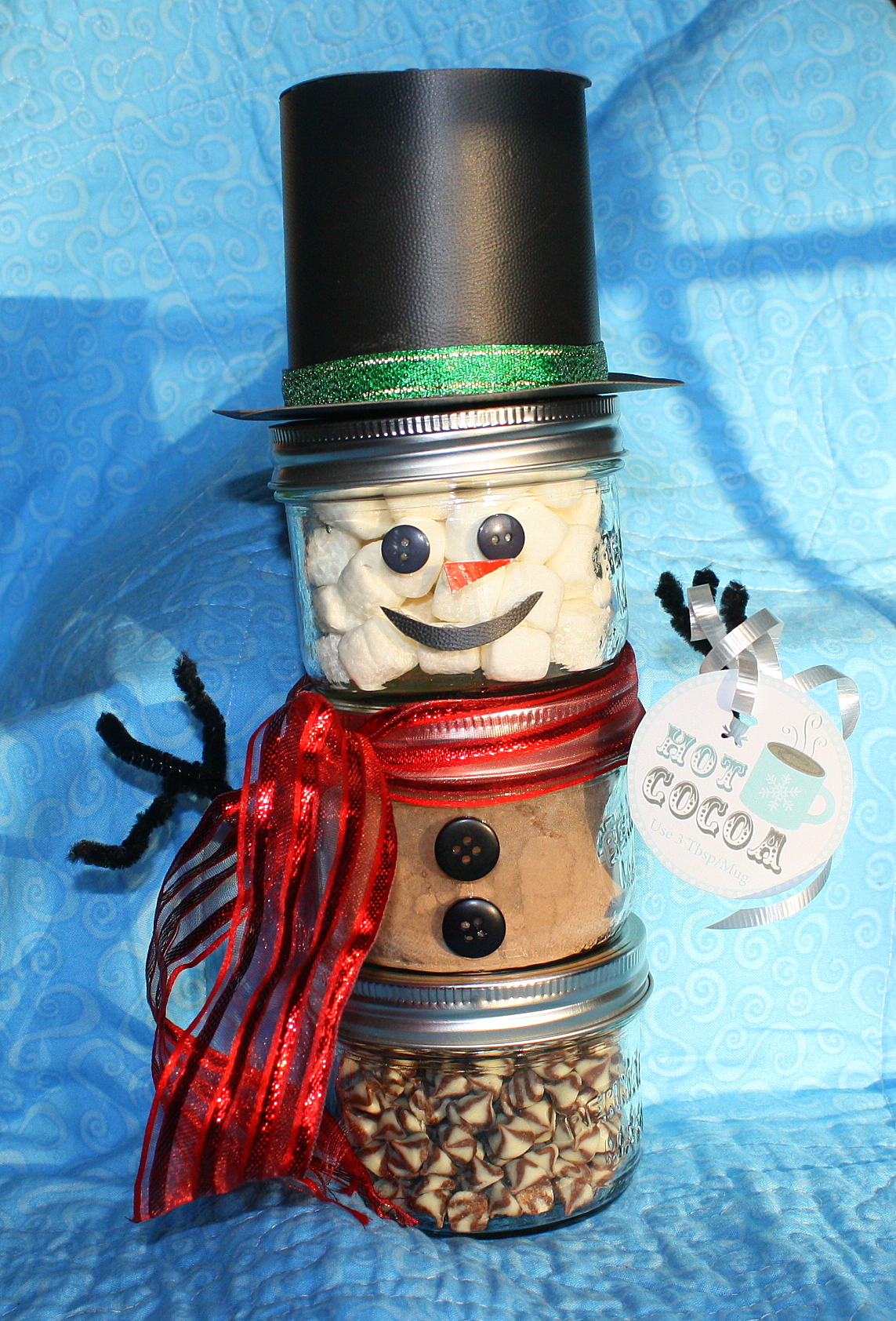Hot Cocoa Mix in a Jar - Gifts from the Kitchen - Getty Stewart