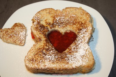 Red Heart French Toast