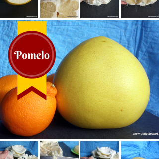 Honey Pomelo – what is it, how to peel it and eat it?