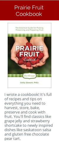 Prairie Fruit Cookbook