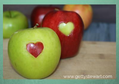 apple hearts switcheroo