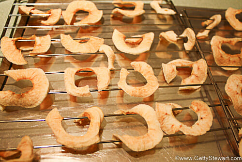 done apple rings