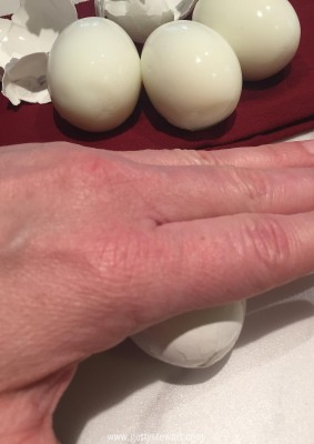 rolling egg