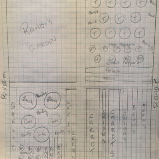 Drawing A Gardening Plan for Your Veggie Garden