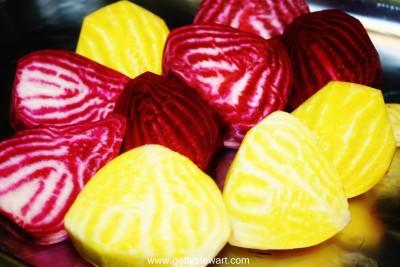 amazing beet color