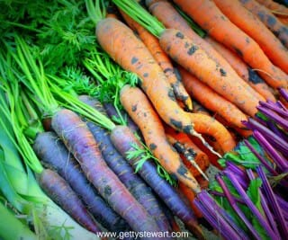 How to Blanch and Freeze Carrots