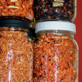 How to Dehydrate Carrots and How to Use Them