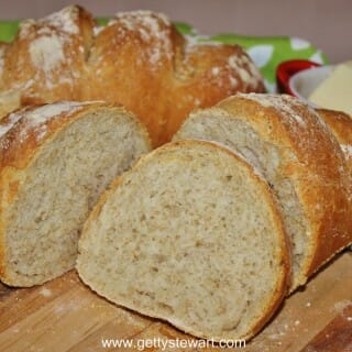 Easy No Knead Bread – Crusty Artisan Bread