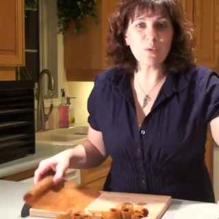 What To Do if Your Fruit Leather is TOO Dry