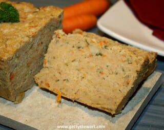 Tasty Vegetable Loaf – From the Kitchens of WWII
