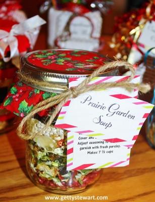 prairie garden soup