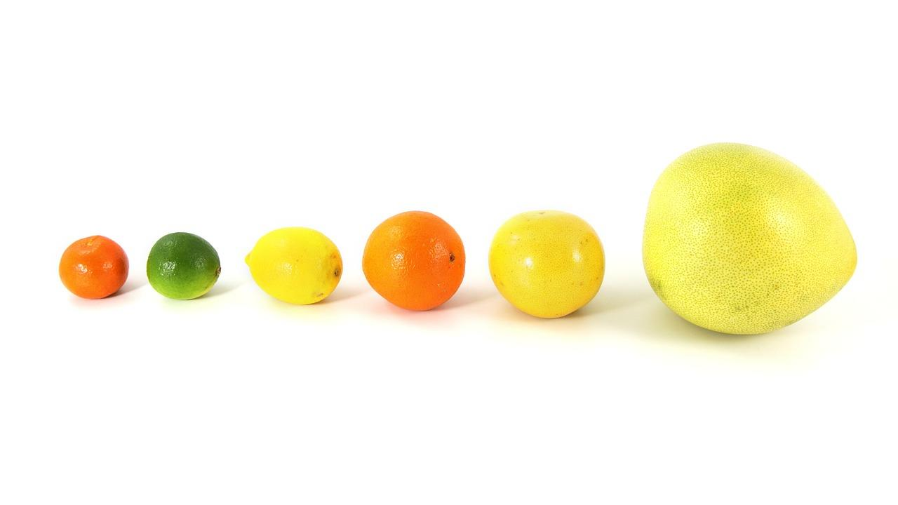 How to Select and Store Citrus Fruit