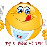 Top 10 Food Posts of 2014