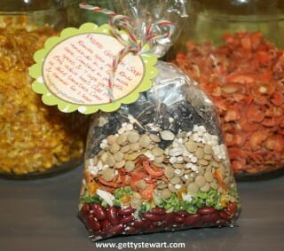 Garden Vegetable Soup Mix – Gifts from the Kitchen