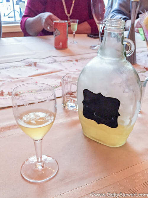 Lemon Infused Vodka for Homemade Limoncello or Lemon Extract