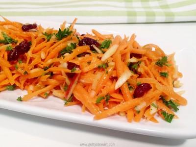 orange and apple salad