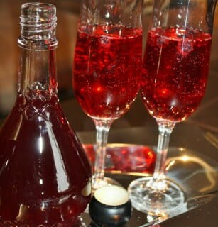 Cranberry Orange Infused Vodka – Homemade Fruit Liqueur