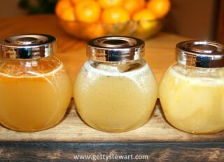 Sore Throat Remedy from the Kitchen – Lemon Ginger Honey