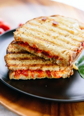 tomato-jam-panini1 by Cookie and Kate