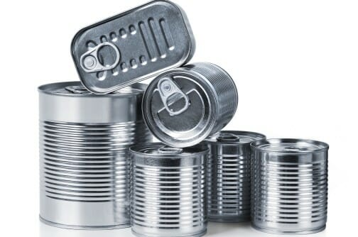 Canned Food Past Best By Date