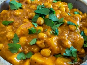 Very Quick Butter Chickpeas – Nutritious, Delicious, Affordable