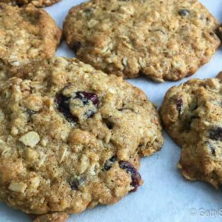 Cranberry Choco Chip Oatmeal Cookie Mix