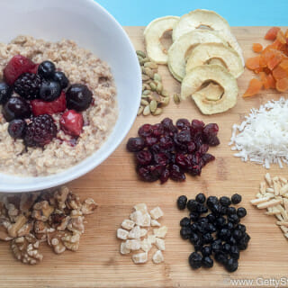 Oatmeal – How to Make Instant Homemade Oatmeal