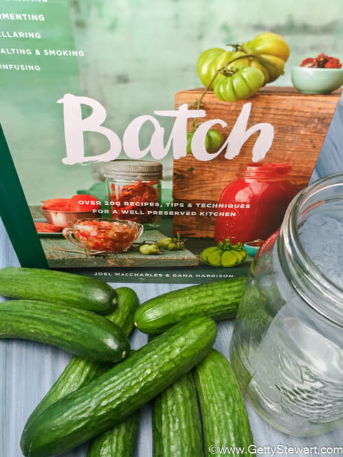 batch cookbook