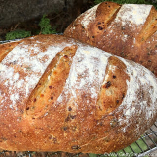 No Knead Cottage Cheese Dill Bread