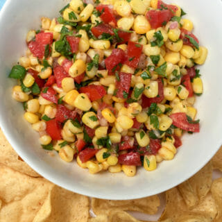 Corn Salsa or Corn Salad