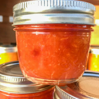 Cranberry Mandarin Jam or Christmas Jam